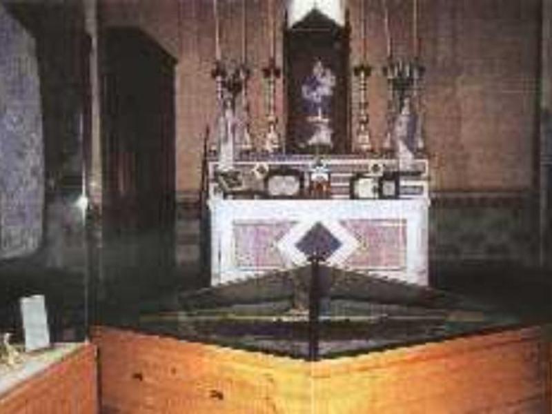 Castagneto Carducci, CENTRO PER LA CONSERVAZIONE DELL'ARREDO SACRO E DEL COSTUME RELIGIOSO