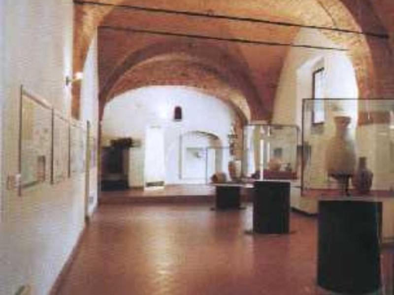 San Miniato, MUSEO ARCHEOLOGICO DI SAN MINIATO