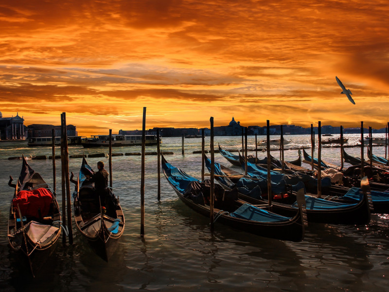 Siti UNESCO: Venezia e la sua laguna