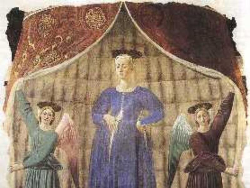Monterchi, MUSEO MADONNA DEL PARTO
