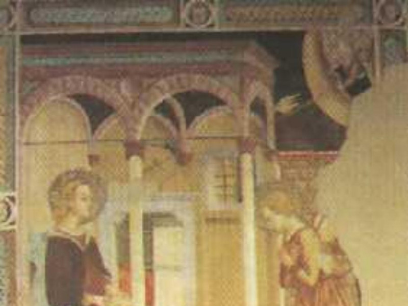 Castelfranco di Sopra, Basilica di San Salvatore a Soffena