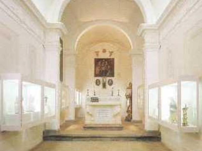 Cavriglia, MUSEO DELLA PIEVE DI S. GIOVANNI BATTISTA