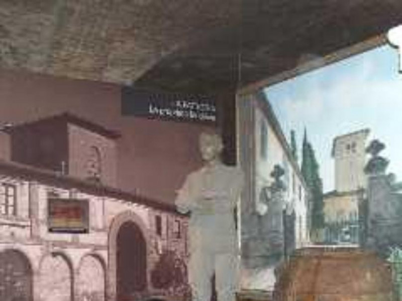 Buonconvento, MUSEO ETNOGRAFICO DELLA MEZZADRIA SENESE