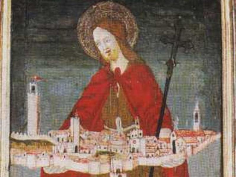 Chianciano Terme, MUSEO DELLA COLLEGIATA DI S. GIOVANNI BATTISTA
