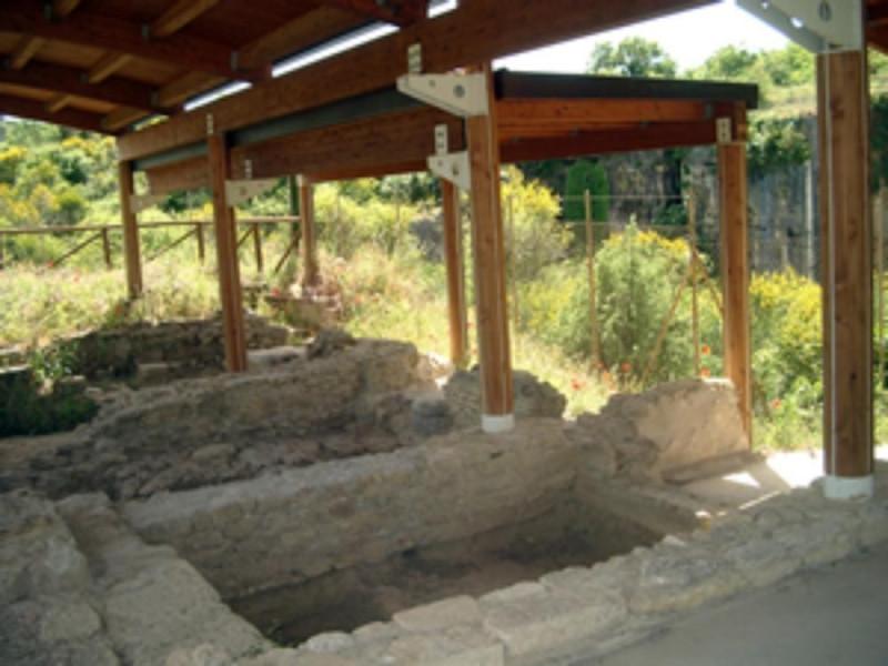 Rapolano Terme, COMPLESSO ARCHEOLOGICO CAMPO MURI