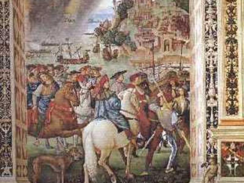 Siena, CATTEDRALE DI SIENA E LIBRERIA PICCOLOMINI