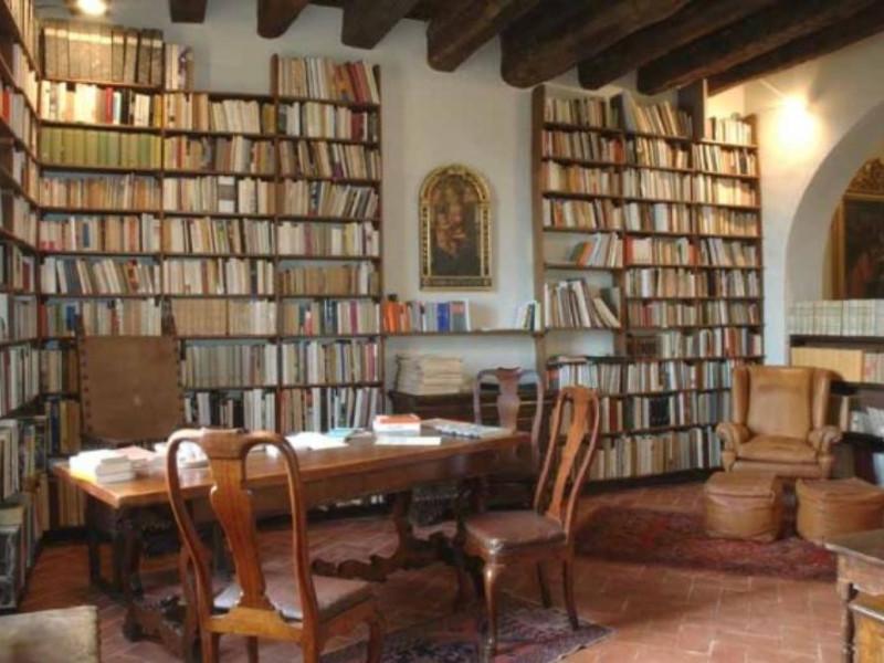 Biblioteca e Studio
