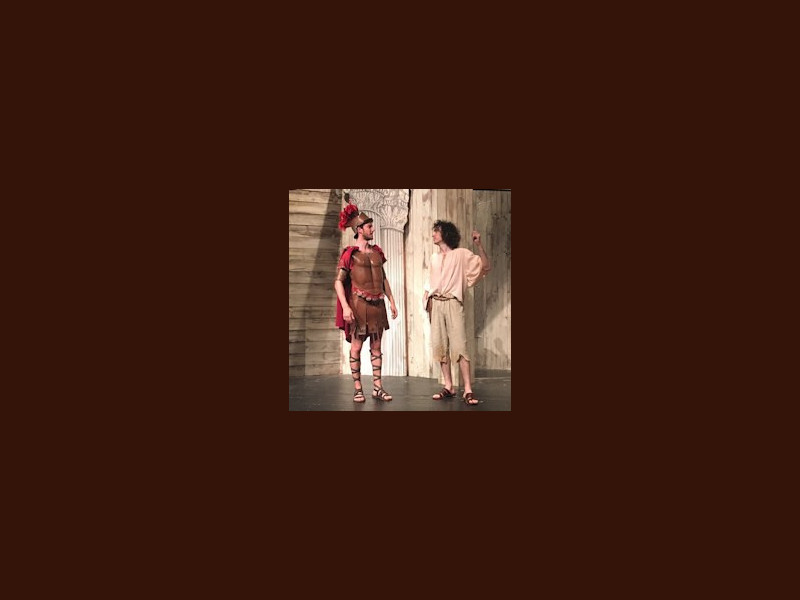 Il soldato fanfarone - Miles gloriosus