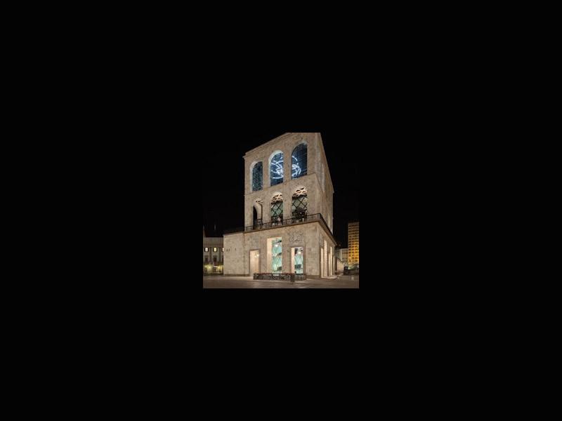 Ingresso Museo 900