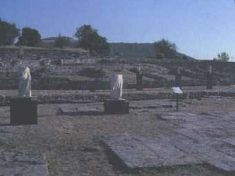 Grosseto, AREA ARCHEOLOGICA DI ROSELLE
