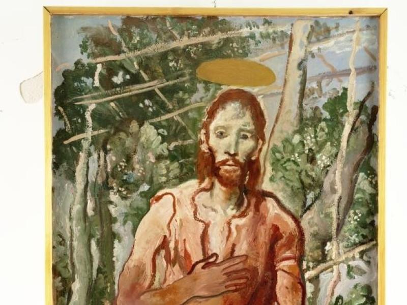 Felice Carena, Gesù divino lavoratore, 1953 Vaccai, Roberto/ Scarpelloni, Mauro