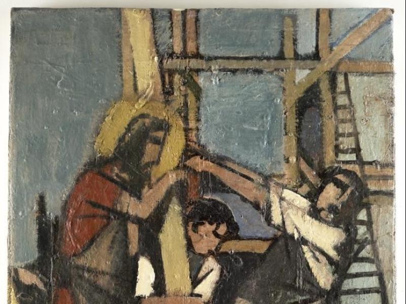 Carlo Mattioli, Gesù divino lavoratore, 1959 Vaccai, Roberto/ Scarpelloni, Mauro