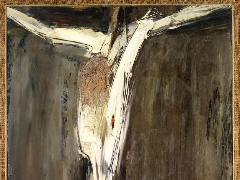 William Congdom, Crocifissione n. 2 Vaccai, Roberto/ Scarpelloni, Mauro
