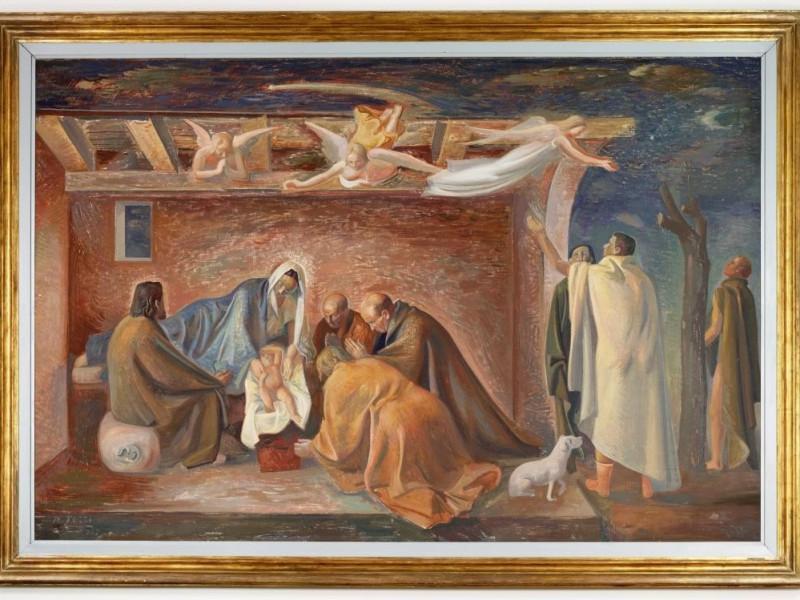 Mario Tozzi, Natività, 1943 Vaccai, Roberto/ Scarpelloni, Mauro