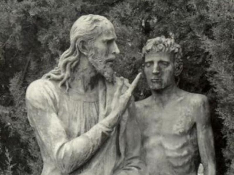 F. Messina, Resurrezione di Lazzaro Vaccai, Roberto/ Scarpelloni, Mauro; jpg; 408 pixels; 715 pixels