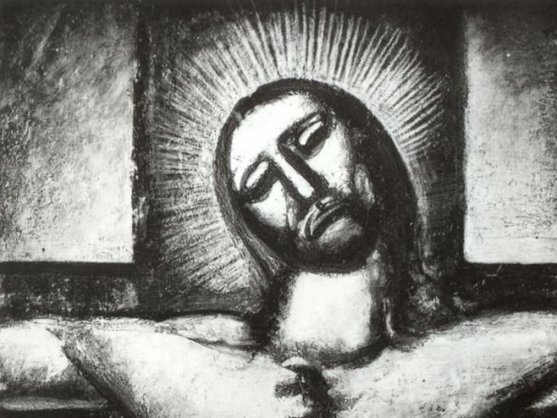 George Rouault, Miserere, 1912-1917 Vaccai, Roberto/ Scarpelloni, Mauro; jpg; 911 pixels; 1302 pixels