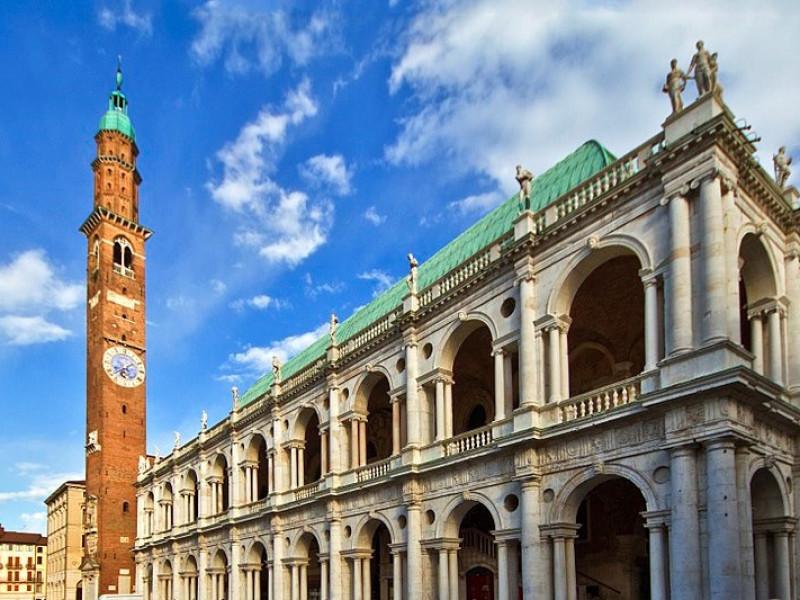 Vicenza e la Basilica Palladiana
