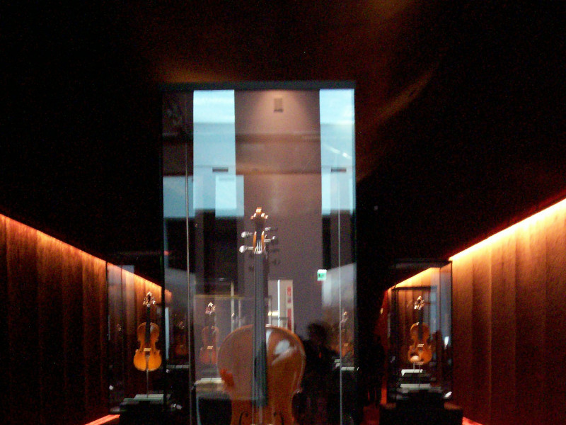 Museo Del Violino.Museo Del Violino Fondazione Stradivari Cremona