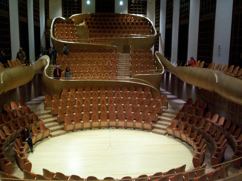 """Auditorium """"Giovanni Arvedi"""""""