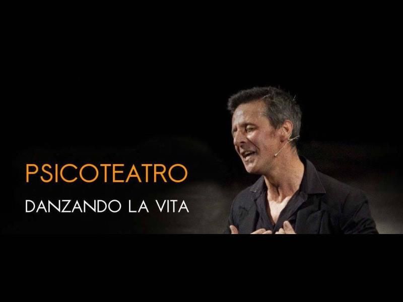 "Cristobal Jodorowsky Psicoteatro ""Danzando la vita"""