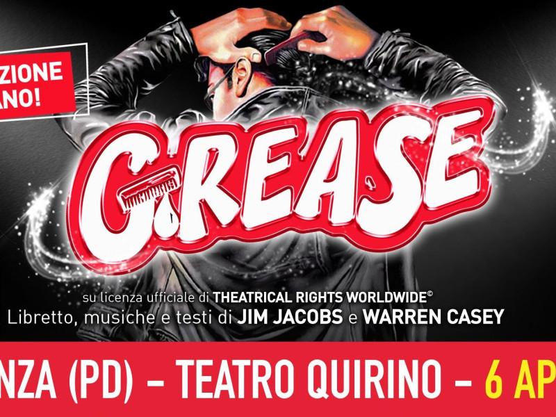 Grease, il Musical - Vigonza (PD) - 6 APRILE