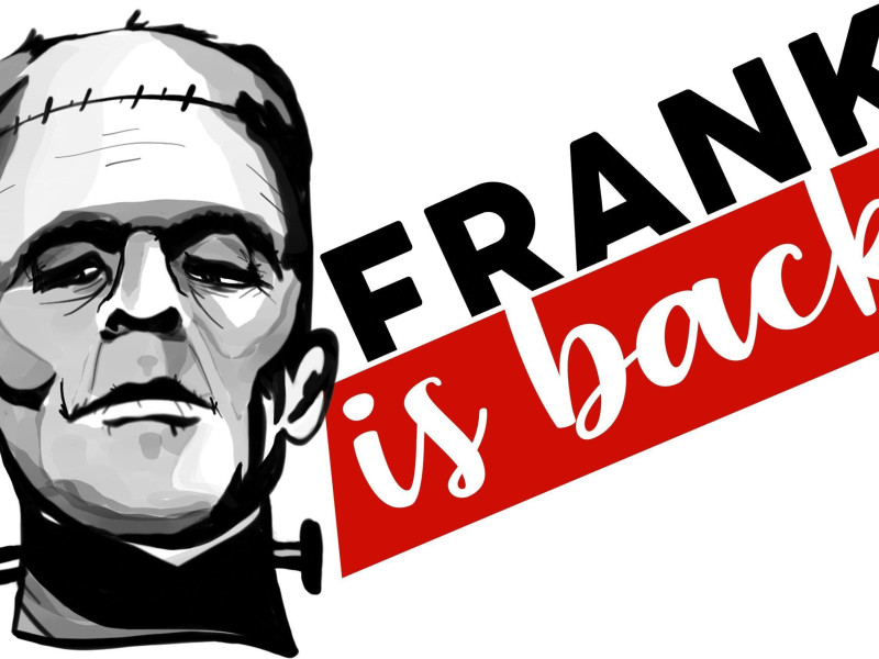 Frank is Back - 5€ - riservato Card Musei