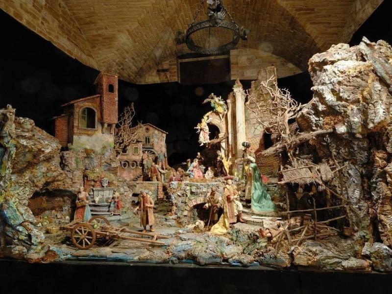 Museo di S. Pietro e cripta di S. Vittorino.  Fedeli, Marcello; jpg; 2126 pixels; 1417 pixels