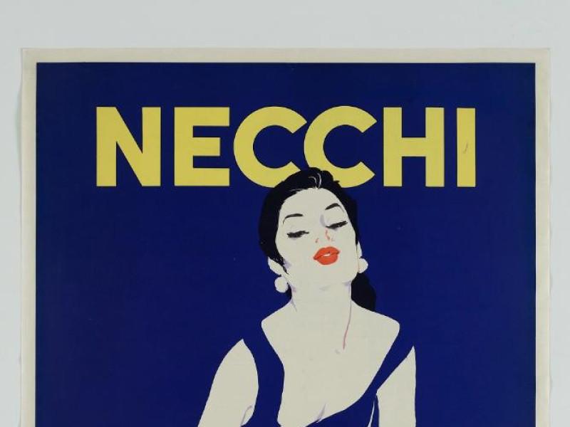 "Manifesto ""Necchi"""