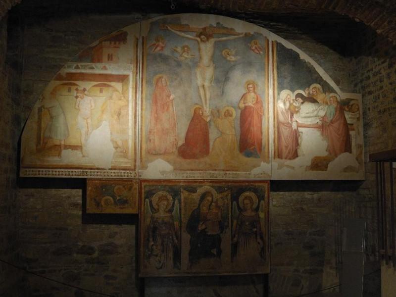 Puccio Capanna. Dipinto. Storie della Passion Fedeli, Marcello; jpg; 2126 pixels; 1417 pixels