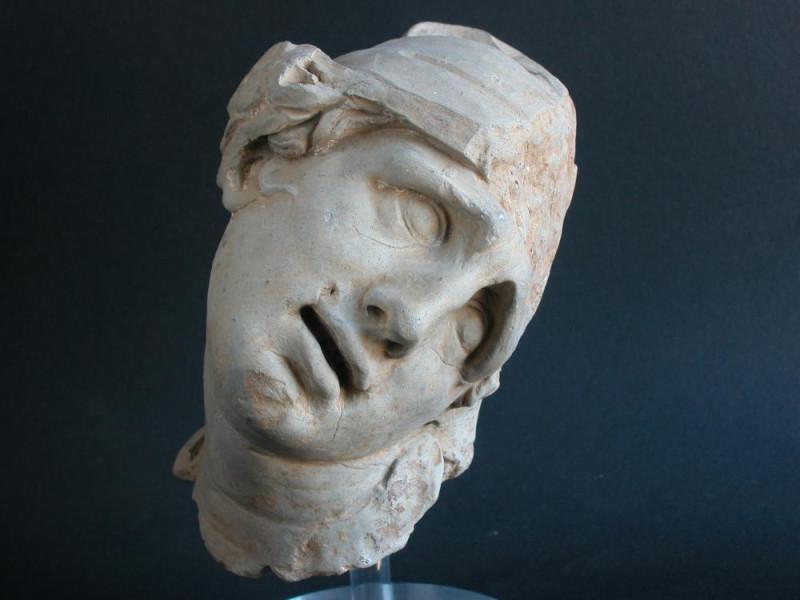 Arezzo-Museo archeologico nazionale G.C.Mecenate- Terracotta architett