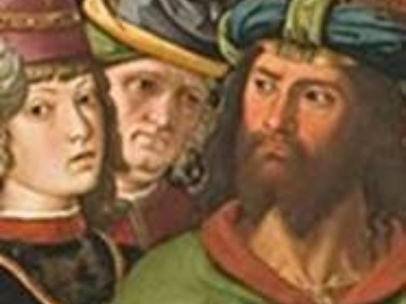 Adorazione dei Magi - il Perugino