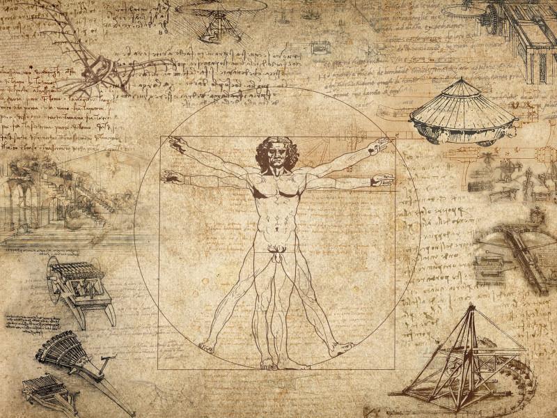 Leonardo da Vinci 2019