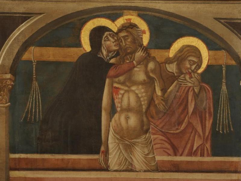 Bottega di Niccolò di Liberatore detto l'Alun Castignani, Sante; jpg; 4256 pixels; 2832 pixels
