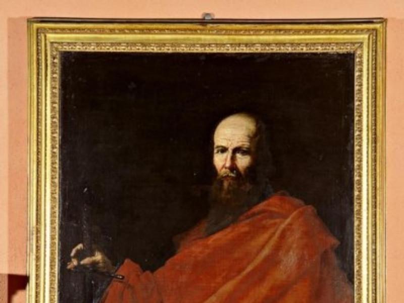 Giuseppe de Ribera detto lo Spagnoletto, San  Castignani, Sante; jpg; 400 pixels; 471 pixels