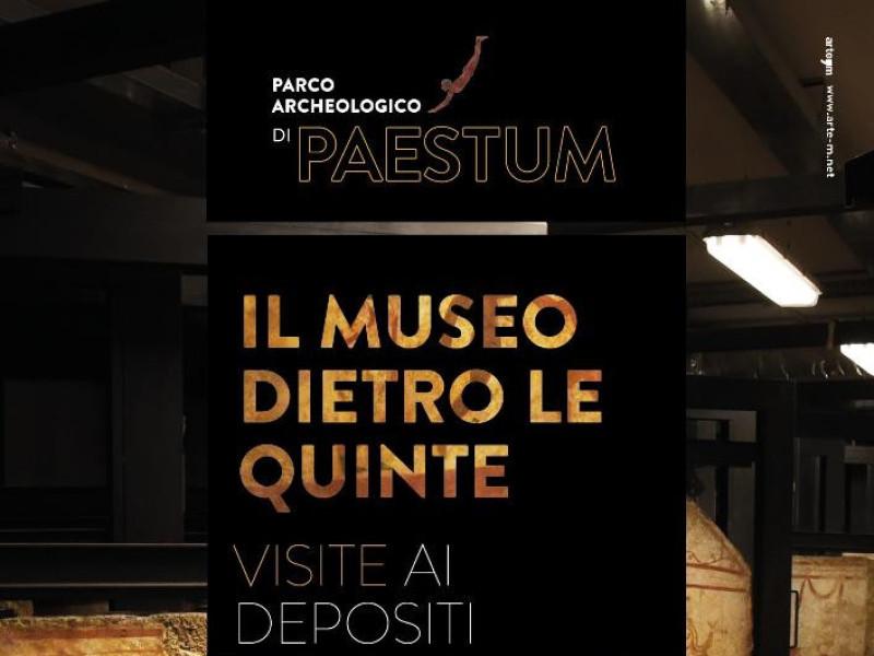 Il museo dietro le quinte