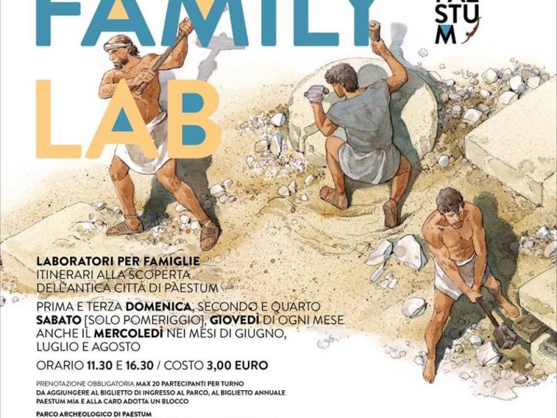 Family Lab Paestum
