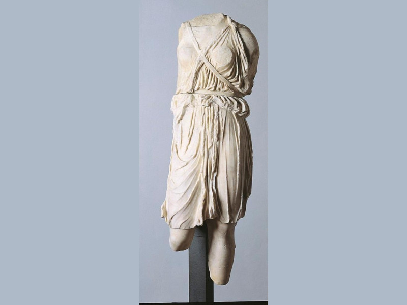 Statua acefala di Artemide Castignani, Sante; jpg; 324 pixels; 768 pixels