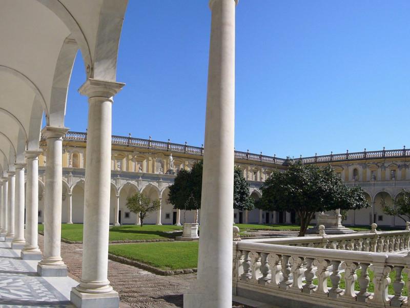 Certosa di San Martino, Napoli