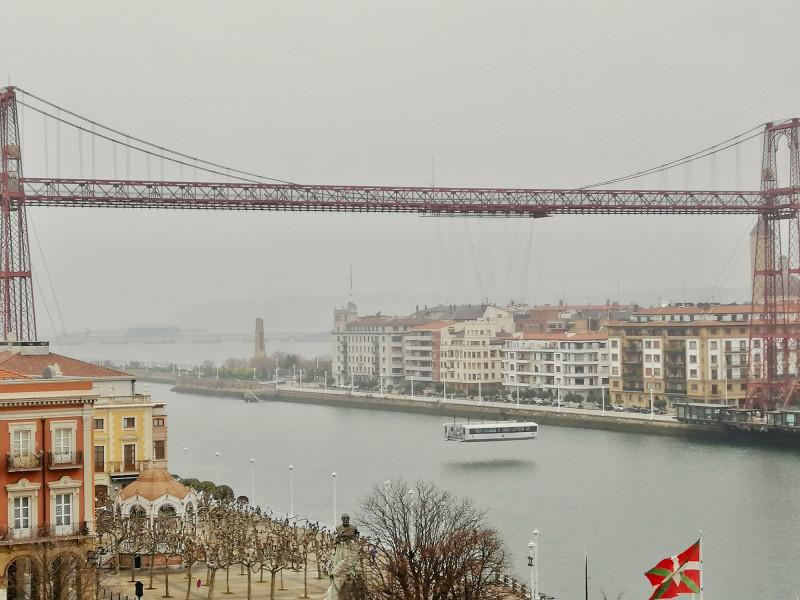 Il ponte di Vizcaya, patrimonio mondiale dell'Unesco