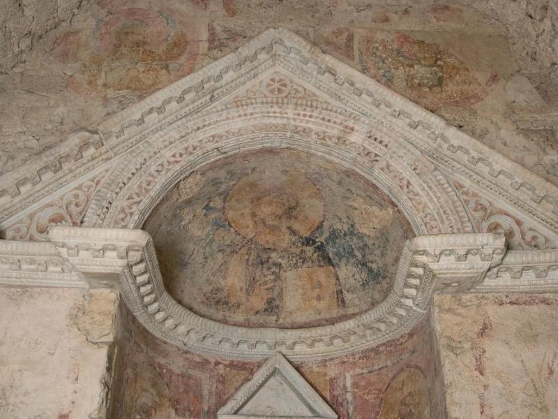 Gesù Cristo pantocratore. IV-V sec. d.C.  Fedeli, Marcello; jpg; 2126 pixels; 1417 pixels