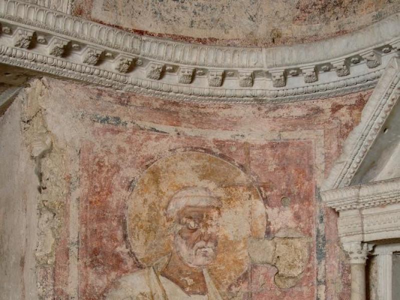 Campello sul Clitunno. Tempietto. Chiesa di S Fedeli, Marcello; jpg; 1417 pixels; 2126 pixels