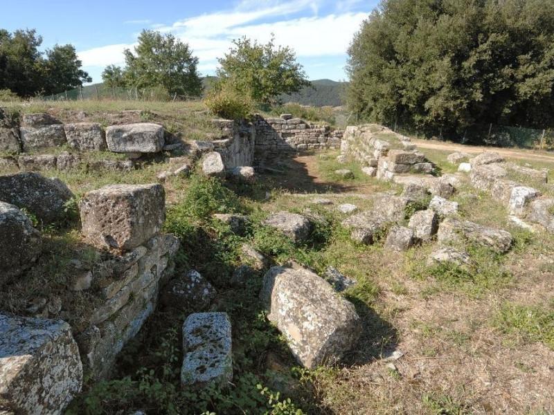 "Area archeologica ""Urvinum Hortense"" Fedeli, Marcello; jpg; 2126 pixels; 1417 pixels"