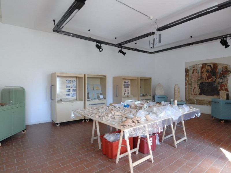 "Antiquarium comunale ""Urvinum Hortense""  Fedeli, Marcello; jpg; 2126 pixels; 1417 pixels"