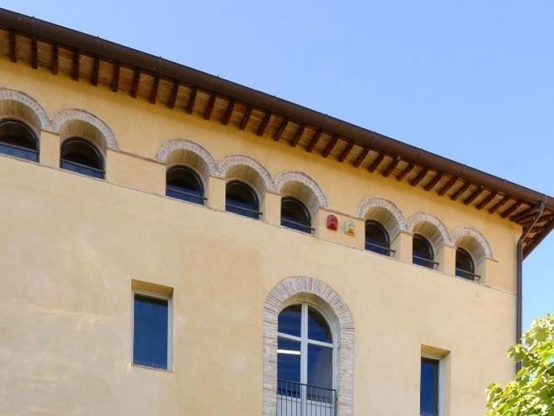 Museo della Città e del Territorio, esterno Fedeli, Marcello; jpg; 1417 pixels; 2126 pixels