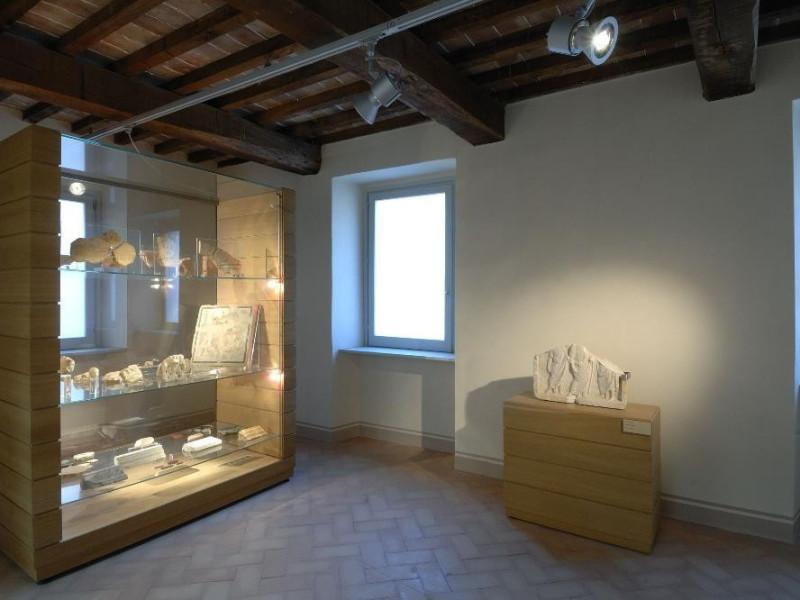 Museo della città e del territorio. Interno,  Fedeli, Marcello; jpg; 2126 pixels; 1417 pixels