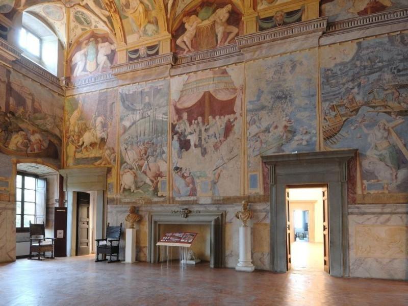 Sala dell'Investitura. Bellu, Sandro; jpg; 2126 pixels; 1417 pixels