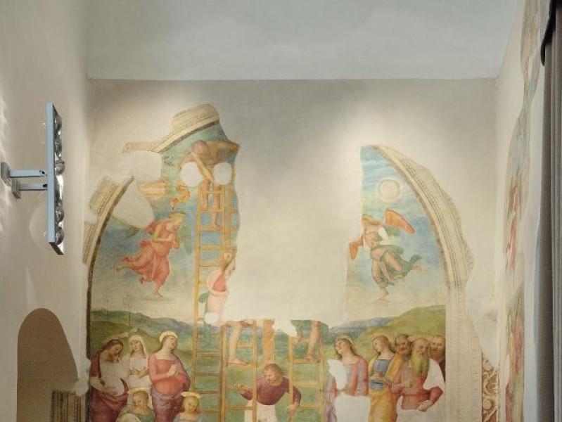 Pietro vannucci detto il Perugino. Dipinto. D Fedeli, Marcello; jpg; 1417 pixels; 2126 pixels