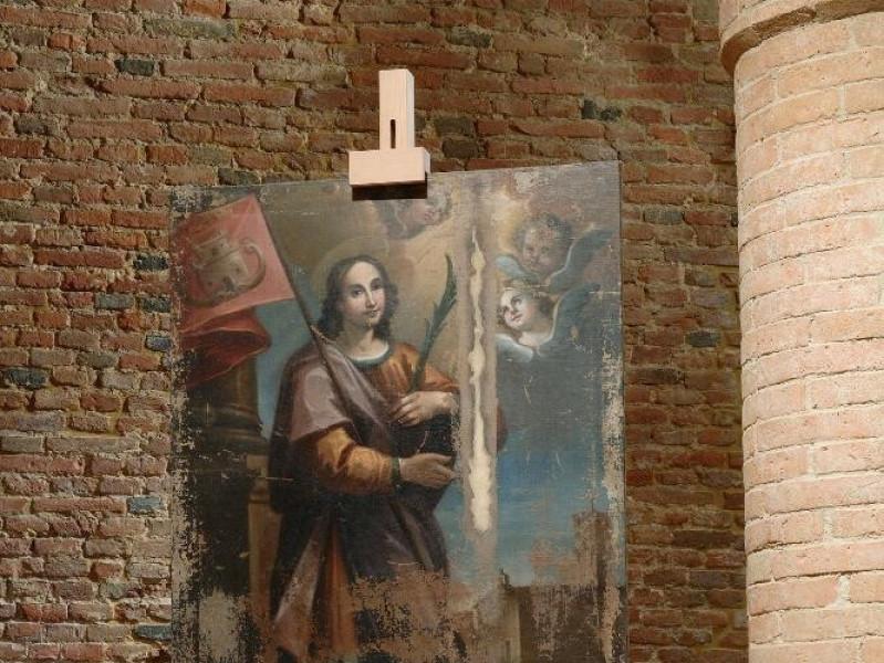 Niccolò Circignani detto Pomarancio. Dipinto. Fedeli, Marcello; jpg; 1417 pixels; 2126 pixels