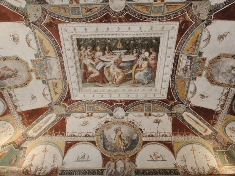 Niccolò Circignani detto Pomarancio. Dipinto. Fedeli, Marcello; jpg; 2126 pixels; 1417 pixels