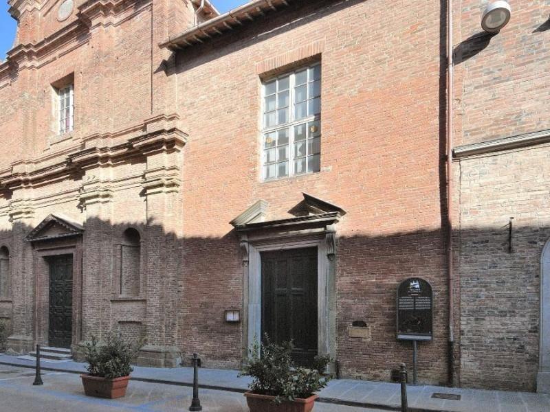 Città della Pieve, Oratorio di Santa Maria de Fedeli, Marcello; jpg; 2126 pixels; 1417 pixels